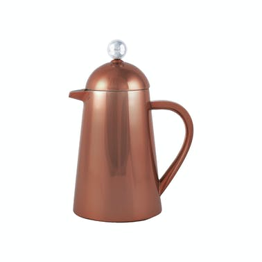 La Cafetiere 3 Cup Thermique Copper Cafetiere