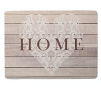 Everyday Home Home Pack Of 4 Placemats