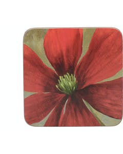Photo of Creative Tops Flower Study Pack Of 6 Premium Coasters