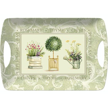 Creative Tops Topiary Large Handled Tray