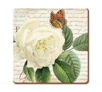 Creative Tops Rose Garden Pack Of 6 Premium Coasters