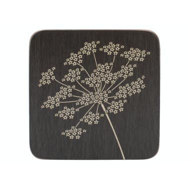 Creative Tops Silhouette Pack Of 6 Premium Coasters