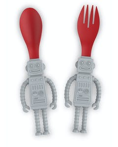Photo of Fred Yum Bots Children's Cutlery