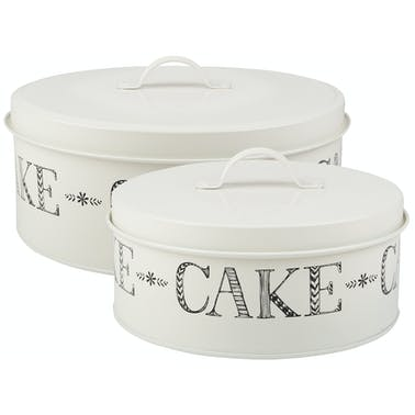 Creative Tops Stir It Up Set Of 2 Cake Tins