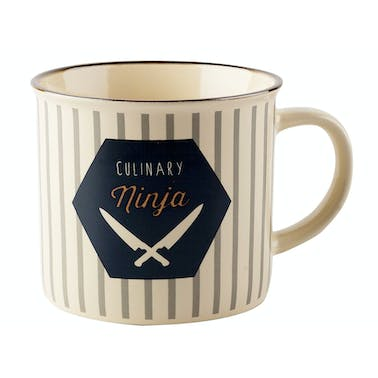 Creative Tops Culinary Ninja Can Mug