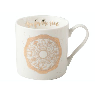 Creative Tops White Astronomy Can Mug