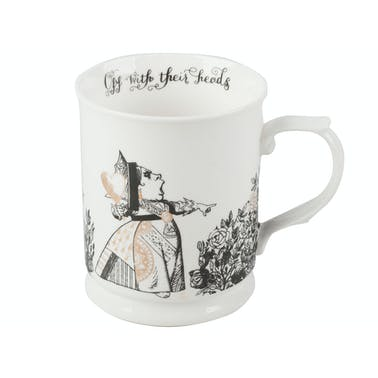 Victoria And Albert Alice In Wonderland Tankard Mug