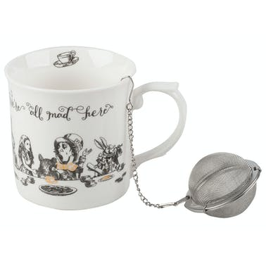 Victoria And Albert Alice In Wonderland High Tea Gift Set