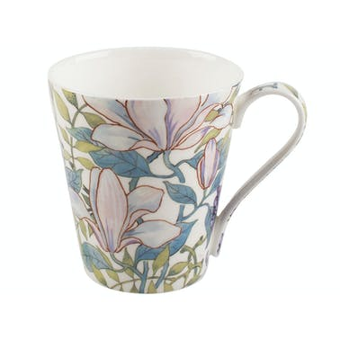Victoria And Albert Fine Bone China Mug Magnolia