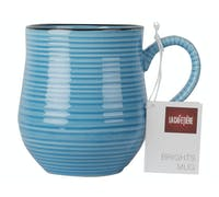 La Cafetiere Core Brights Colour Mug Blue