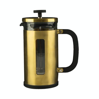 La Cafetiere Edited Pisa 8 Cup Cafetiere Brushed Gold