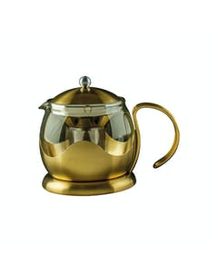 Photo of La Cafetiere Edited Two Cup Le Teapot Brushed Gold