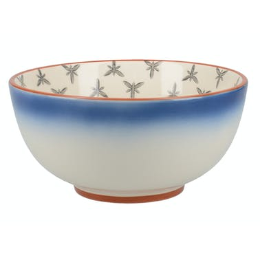 Mikasa Drift Cereal Bowl Ombre Blue