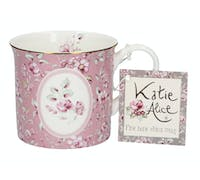 Katie Alice Ditsy Floral Palace Mug Pink
