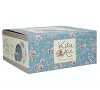 Katie Alice Ditsy Floral Afternoon Tea Set Teal