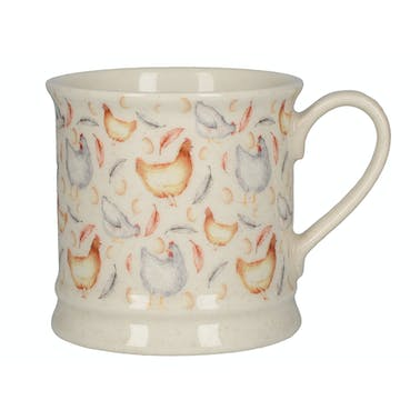 Creative Tops Feather Lane Chicken Tankard Mug