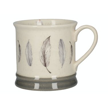 Creative Tops Feather Lane Feather Tankard Mug