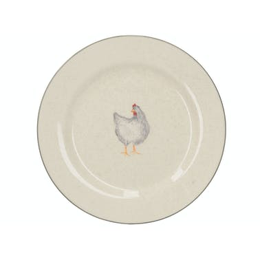 Creative Tops Feather Lane Chicken Side Plate