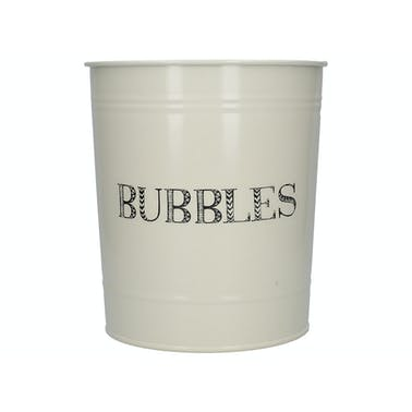 Creative Tops Stir It Up Bubbly Tin White