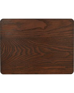 Photo of Creative Tops Naturals Pack Of 4 Wooden Placemats Brown