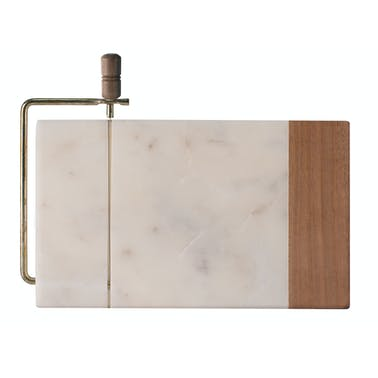 Creative Tops Gourmet Cheese Marble Cheese Board Slicer