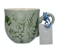 Kew Gardens Wild Meadow Green Mug