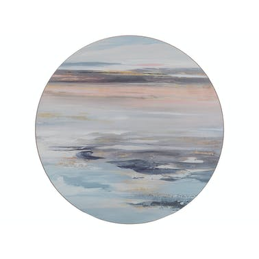 Creative Tops Tranquillity Pack Of 4 Round Placemats