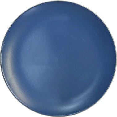 Mikasa Gourmet Round Side Plate Blue
