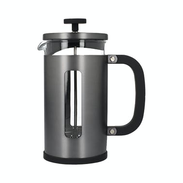 La Cafetiere Edited 8 Cup Pisa Cafetiere Gun Metal Grey