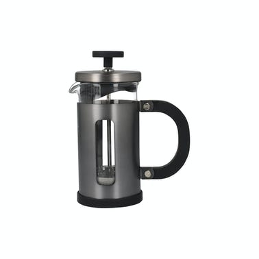 La Cafetiere Edited 3 Cup Pisa Cafetiere Gun Metal Grey