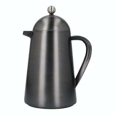 La Cafetiere Edited Double Walled 8 Cup Thermique Gun Metal Grey