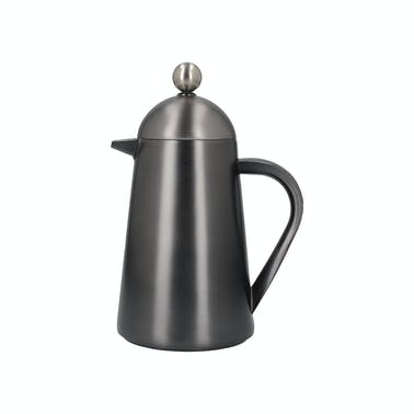 La Cafetiere Edited Double Walled 3 Cup Thermique Gun Metal Grey