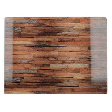 Creative Tops Wood Cabin Work Surface Protector