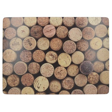 Creative Tops Cork Pack Of 4 Large Premium Placemats