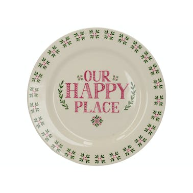 Creative Tops Stir It Up Happy Place Side Plate