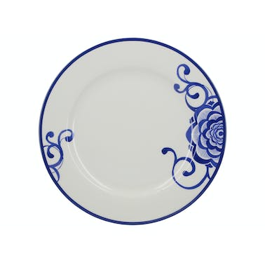 Victoria And Albert The Cole Collection Bold Floral Dinner Plate