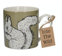 Creative Tops Into The Wild Squirrel Can Mug