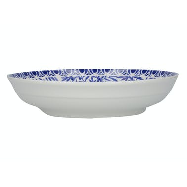 Victoria And Albert The Cole Collection Floral Geo Pasta Bowl