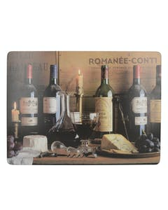 Photo of Creative Tops Vintage Wine Pack Of 4 Large Premium Placemats