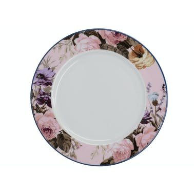 Katie Alice Wild Apricity Pink Floral Side Plate