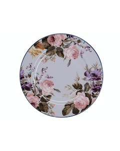 Photo of Katie Alice Wild Apricity Grey Floral Side Plate