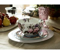 Katie Alice Wild Apricity Floral Cereal Bowl