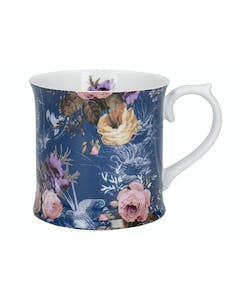 Photo of Katie Alice Wild Apricity Navy Bird Tankard Mug