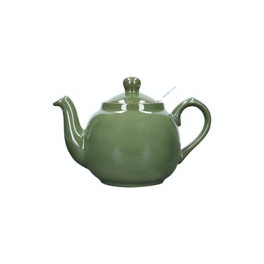 London Pottery Farmhouse 4 Cup Teapot Green