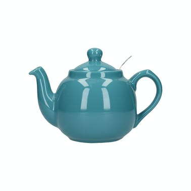 London Pottery Farmhouse® 4 Cup Teapot Aqua