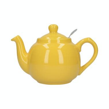 London Pottery Farmhouse® 6 Cup Teapot New Yellow