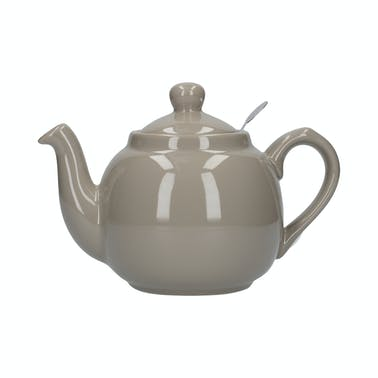 London Pottery Farmhouse® 6 Cup Teapot Grey