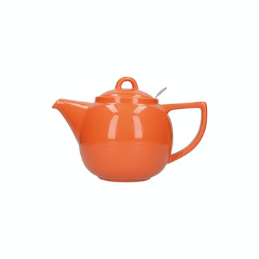 London Pottery Geo Filter 2 Cup Teapot Nectar