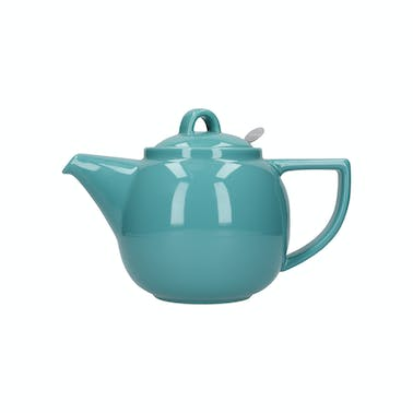 London Pottery Geo® Filter 4 Cup Teapot Carribean