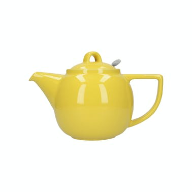 London Pottery Geo® Filter 4 Cup Teapot Lemon